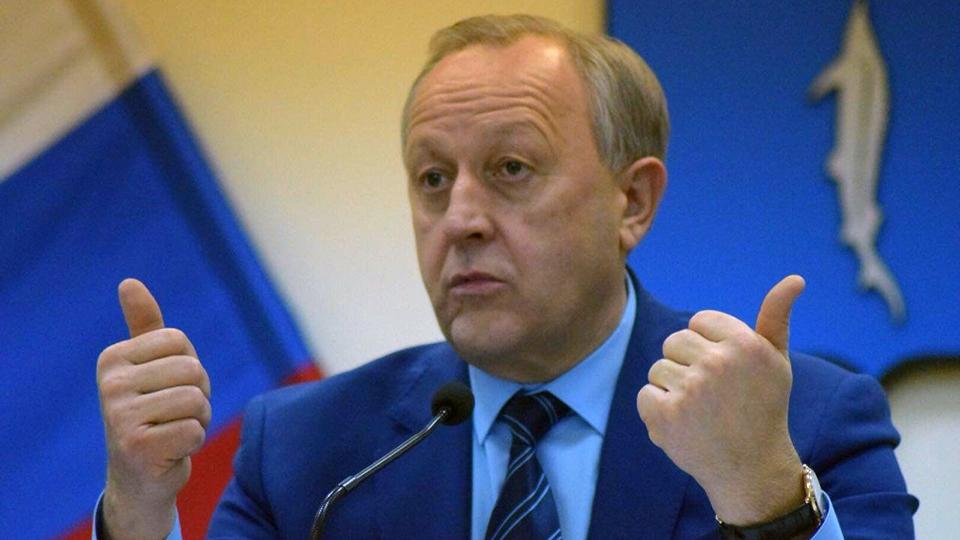 Валерий Радаев поручил создать программы развития окраин области
