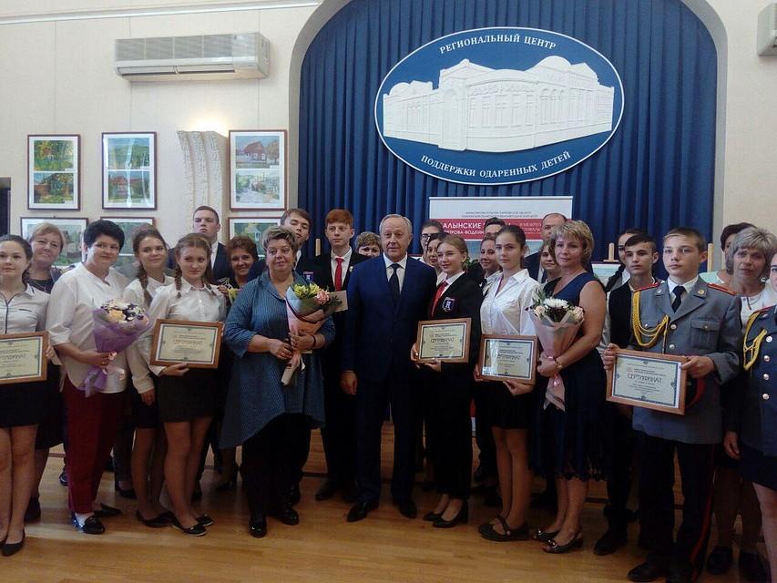 Ртищевские школьники победили в конкурсе «Лучший ученический класс»