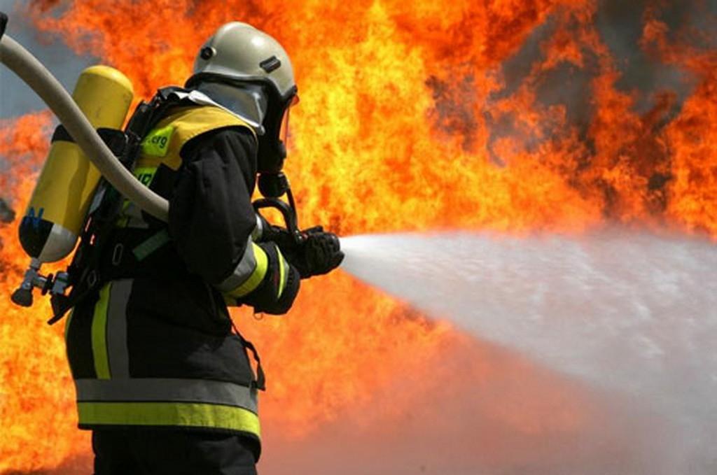 В Ртищевском районе огонь охватил более 80 кв. м
