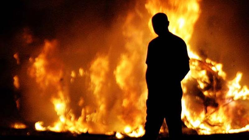 В Ртищево осужден поджигатель сараев