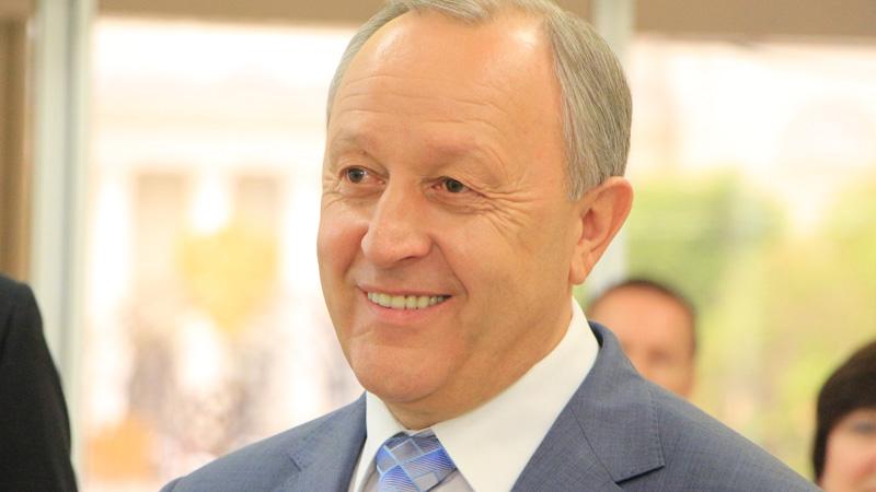 Жители Аркадака поблагодарили губернатора за новую дорогу