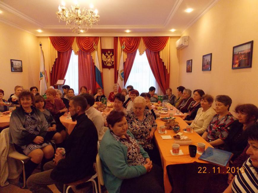 В Ртищевском районе Саратовской области прошел концерт в честь Дня матери