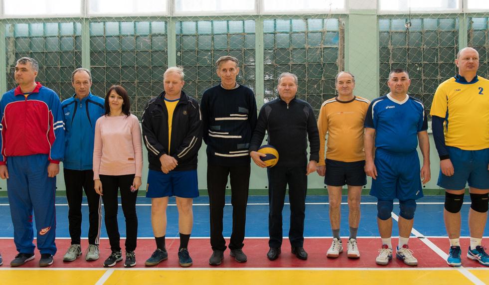 Ртищевские ветераны спорта заняли 3 место в областной спартакиаде