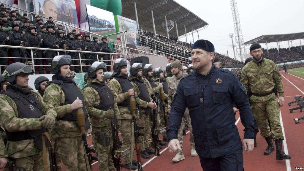 Кадыров разоблачает Путинский империализм как нелепую карикатуру