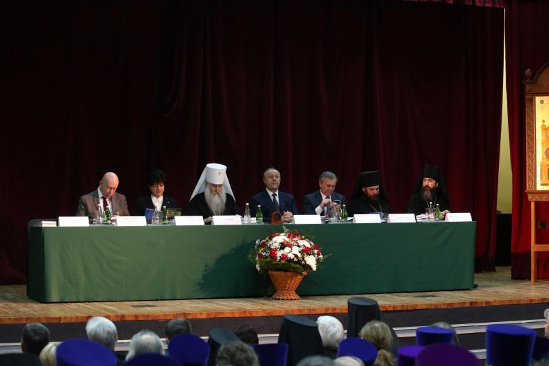 В Саратове прошли XVI Межрегиональные образовательные Пименовские чтения