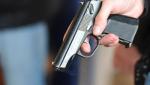 Юный домушник попался на краже оружия