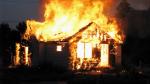 Мужчина вернулся домой пьяным и погиб на пожаре