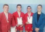 Карякин Михаил стал победителем Первенства области по самбо
