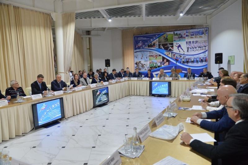 Делегация Ртищевского района приняла участие в заседании Совета при губернаторе