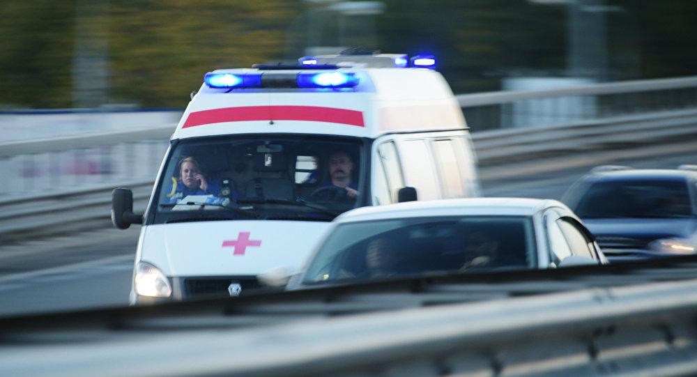 Водитель сбил ребенка и скрылся с места ДТП