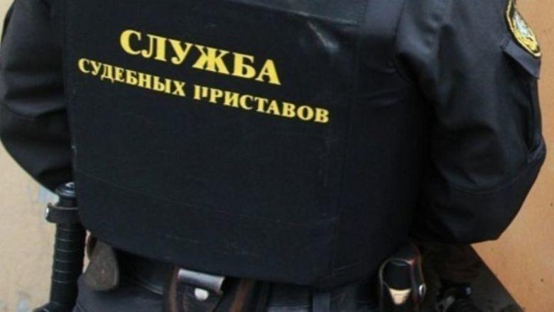 У предпринимательницы за долги арестовали товар