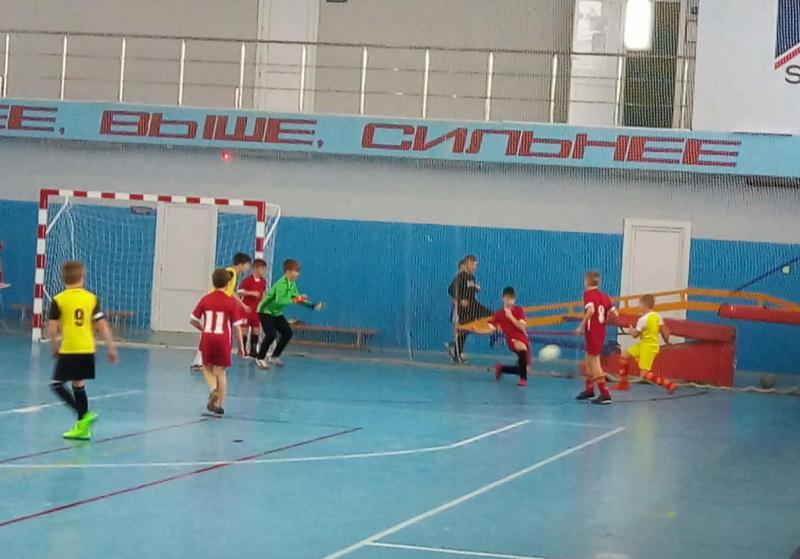 Стартовал второй круг Открытого детско-юношеского Первенства по мини-футболу