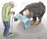 Депутат Санинский проявил небывалую щедрость
