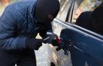 Полицейские нашли угнанный автомобиль