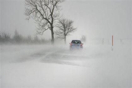 В регионе прогнозируют снегопад и туман