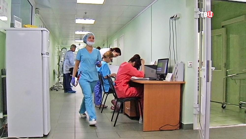 Ртищевская районная больница не готова к работе при ЧС