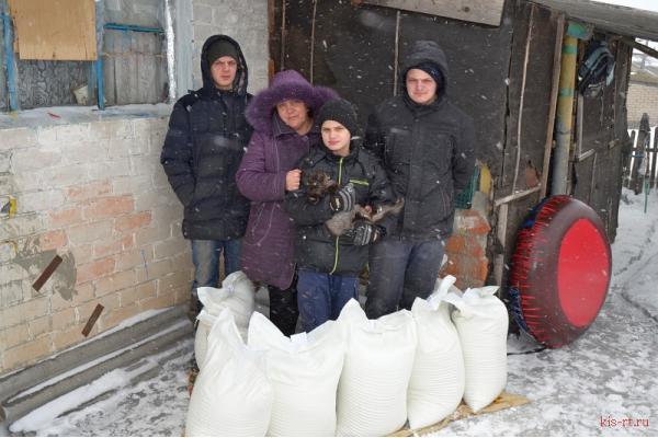К селам Турковского района подступает голод?