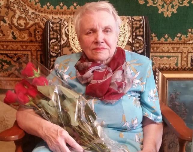 Жительница Ртищевского района отметила 80-летний юбилей