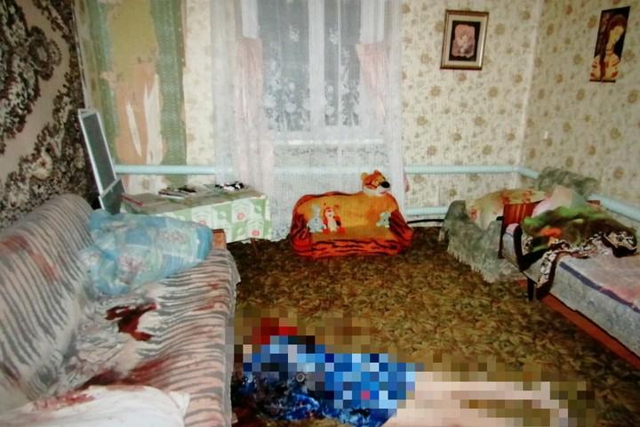 Защищая сына, женщина была убита собутыльником