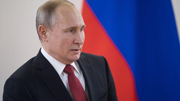 Рейтинг одобрения Путина вырос на 4%