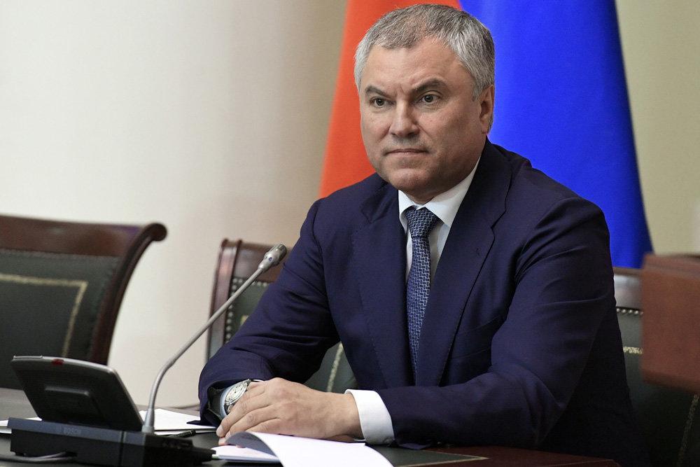 Светлана Макогон прокомментировала встречу с Володиным