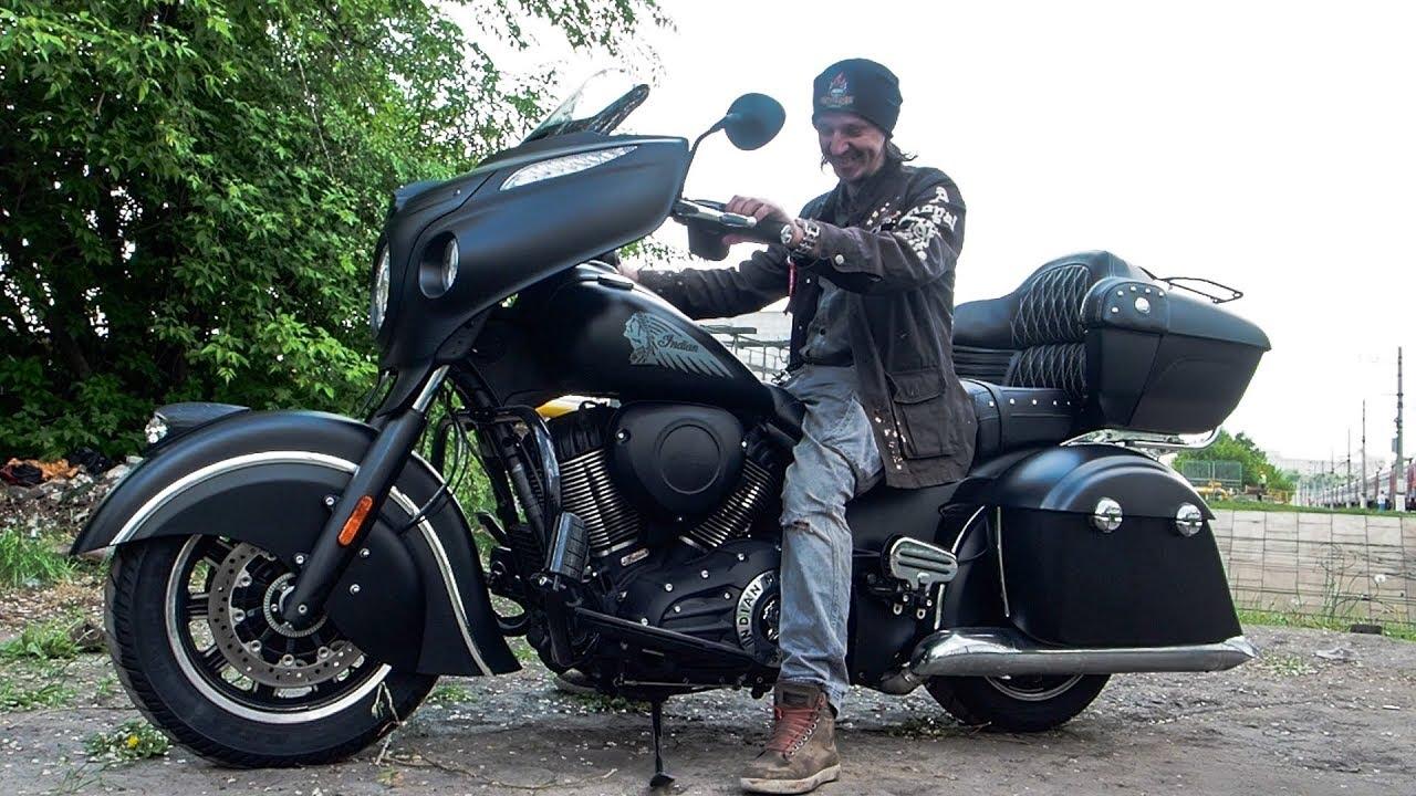 В Ртищево на мотоцикле разбился известный блогер