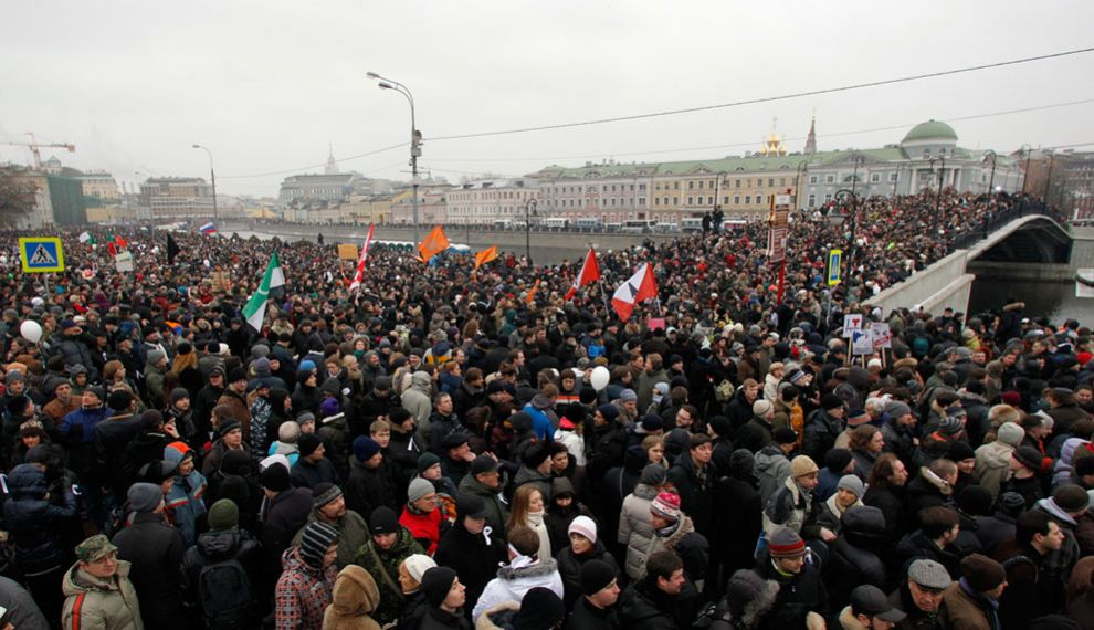 Социологи: протестная ситуация в стране близка к критической точке