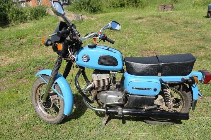 Ртищевец угнал мотоцикл в Пензенской области