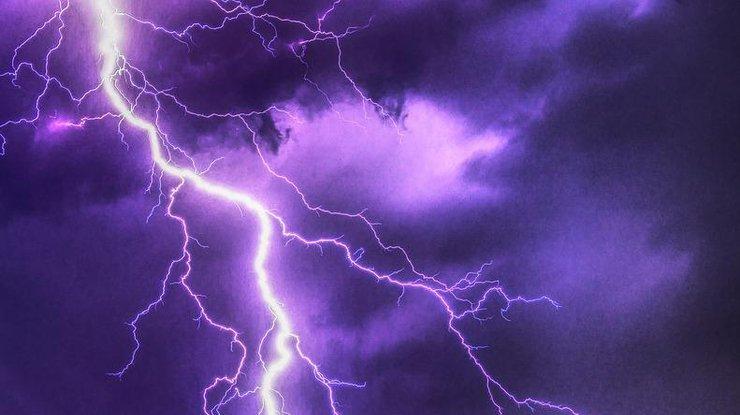 Пастух умер от удара молнией