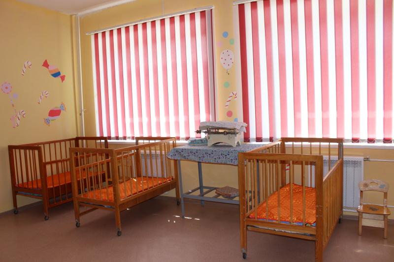 В районе откроется детский сад для младенцев