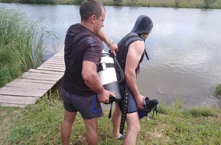 59-летний мужчина утонул на рыбалке