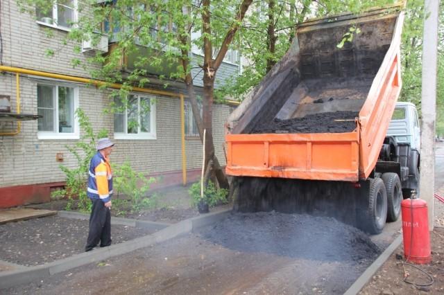 Прокуратура уличила подрядчика в некачественной работе по ремонту дворов