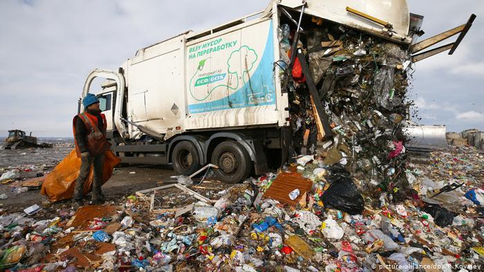 Горожане жалуются на работу мусороуборочной компании