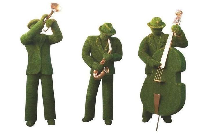 В Ртищеве появятся скульптуры из зелени