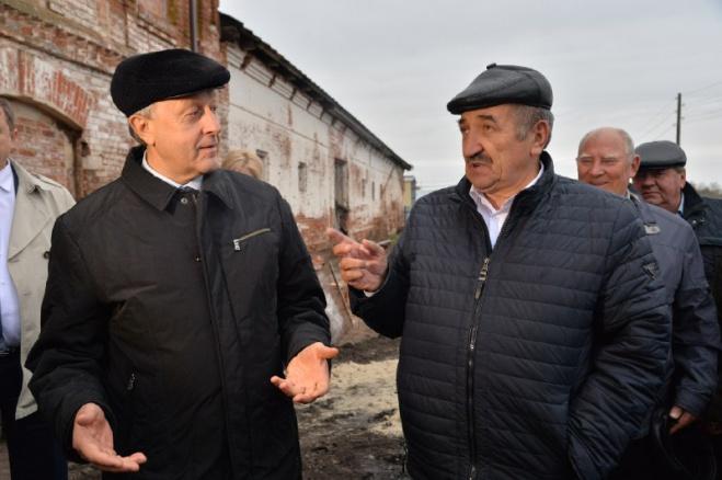 Фермер Кондрашкин получил медаль от президента