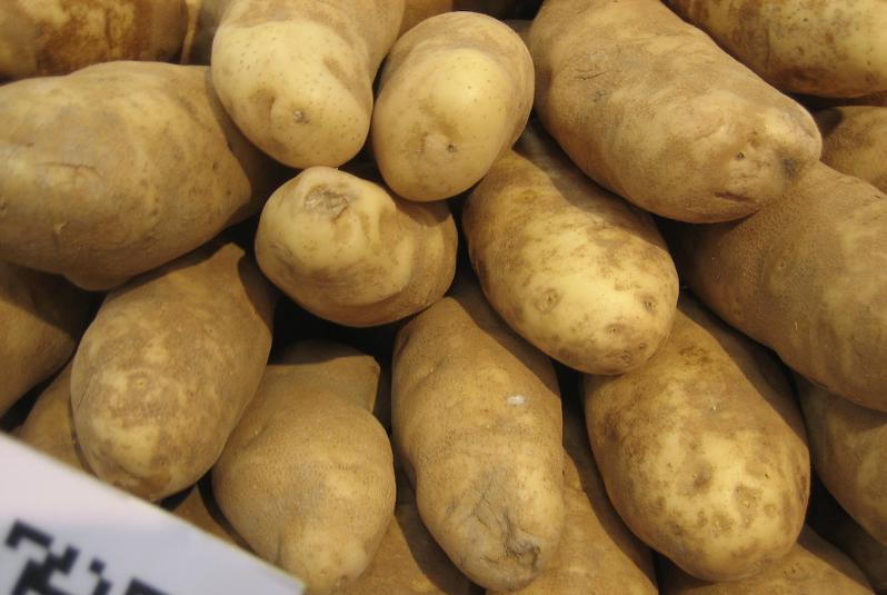 За кражу картошки задержан 43-летний гражданин