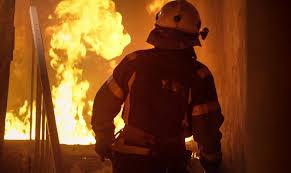 В Ртищеве на ул. Локомотивной загорелся частный дом