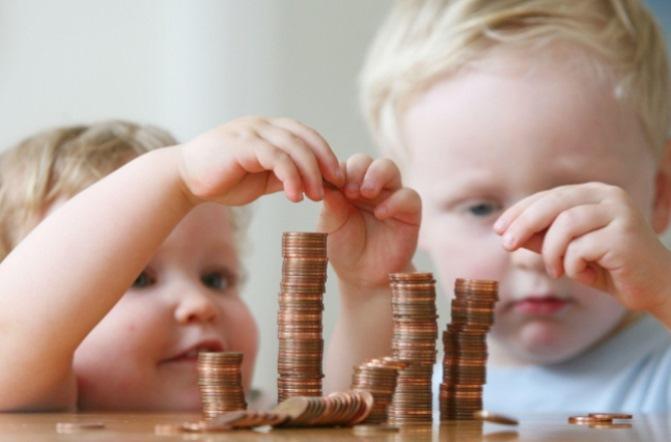 Президент отменил пособие 50 рублей по уходу за детьми