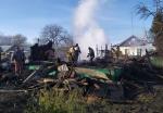 Следственный комитет возбудил уголовное дело после гибели детей на пожаре