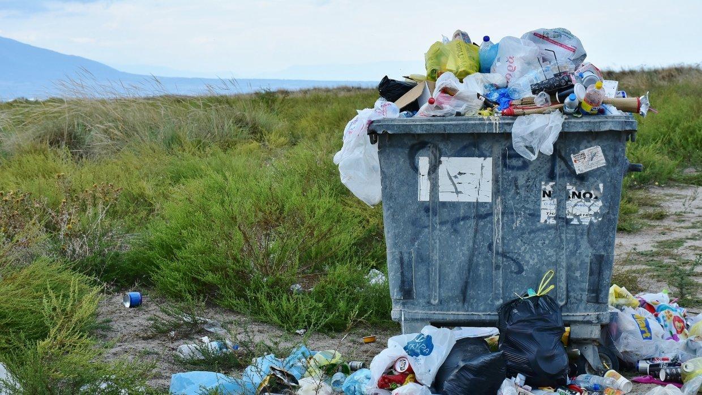 Населению разъяснили новую систему вывоза мусора