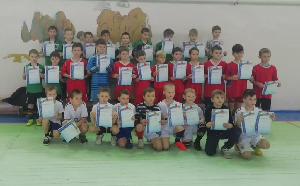 Ртищевские юные футболисты успешно сыграли на турнире в Аркадаке