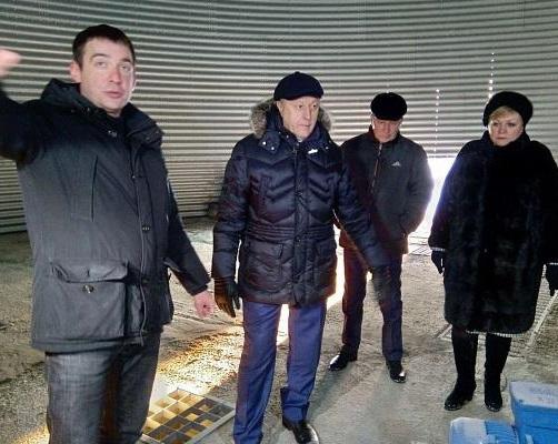 Сегодня Ртищевский район посетил губернатор Валерий Радаев
