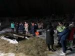 Ртищевцы приняли участие в крещенских купаниях