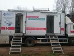 В Ртищевском районе появится передвижной диагностический комплекс