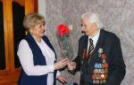 Глава района посетила ветеранов Великой Отечественной войны