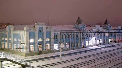 26 апреля пойдет первый поезд на Крым с остановкой в Ртищеве