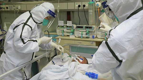 Один заболевший коронавирусом ртищевец лечится в Саратове