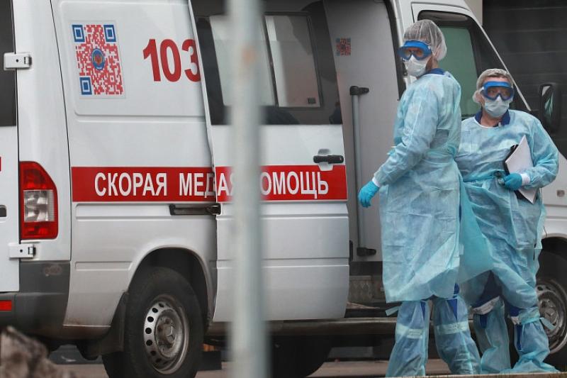 За сутки в Ртищевском районе подтвержден 1 случай коронавируса