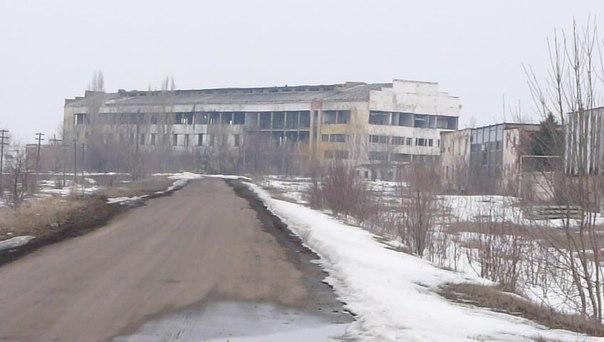 """Ольшанка публикует свежие фотографии """"Гигроваты"""""""