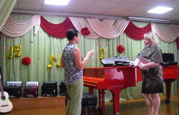 Детская школа искусств получила музыкальные инструменты